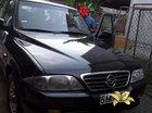 Bán Ssangyong Musso 2002, màu đen, nhập khẩu, số sàn