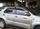 Bán Toyota Fortuner đời 2011, màu bạc, xe còn mới