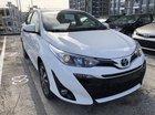 Bán xe Toyota Yaris sản xuất 2019, màu trắng, xe nhập