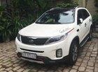 Bán ô tô Kia Sorento sản xuất năm 2015, màu trắng, xe đẹp