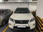 Cần bán xe Lexus RX 350 model 2014, màu trắng, nội thất kem