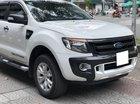 Bán Ford Ranger Wildtrak 3.2, màu trắng năm 2015, màu trắng, nhập khẩu, 670tr