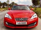 Bán Hyundai Genesis 2.0 turbo đời 2010, màu đỏ, xe nhập, xe gia đình