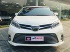 MT Auto bán Toyota Sienna LE 3.5 Limited SX 2019, màu trắng, nhập Mỹ màu trắng LH em Hương 0945392468