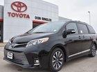 MT Auto bán Toyota Sienna LE 3.5 Limited SX 2019, màu đen, nhập Mỹ màu trắng, LH em Hương 0945392468