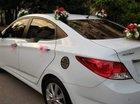 Bán Hyundai Accent 1.4MT 2014, màu trắng, xe gia đình