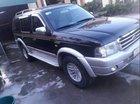 Cần bán lại xe Ford Everest năm sản xuất 2006, màu đen, nhập khẩu xe gia đình