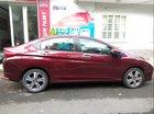 Bán ô tô Honda City đời 2016, màu đỏ