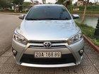 Bán ô tô Toyota Yaris 1.5G sản xuất 2016, màu bạc, nhập khẩu nguyên chiếc xe gia đình