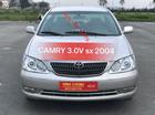 Bán ô tô Toyota Camry 3.0V sản xuất năm 2004, màu phấn hồng