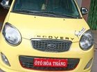 Bán Kia Morning AT đời 2010, màu vàng giá cạnh tranh