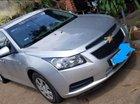 Cần bán Chevrolet Cruze 2010, màu bạc, giá tốt