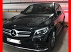Bán xe Mercedes GLC300 đen 2018 siêu lướt. Hỗ trợ trả góp thủ tục đơn giản