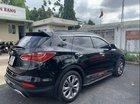 Bán Hyundai Santa Fe năm sản xuất 2015, màu đen, nhập khẩu
