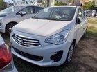 Bán Mitsubishi Attrage MT ECO đời 2019, màu trắng, nhập khẩu, có sẵn. Giao ngay