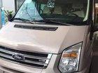 Bán xe tồn kho Ford Transit Luxury đời 2018