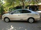 Cần bán gấp Toyota Vios MT đời 2017, màu bạc, nhập khẩu nguyên chiếc