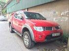 Bán Mitsubishi Triton năm sản xuất 2011, màu đỏ, nhập khẩu nguyên chiếc