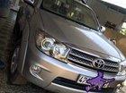 Gia đình bán xe Toyota Fortuner năm 2011, màu bạc, xe nhập