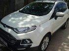 Bán Ford EcoSport AT Titanium sản xuất 2015, màu trắng, máy êm ru