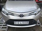 Bán Toyota Vios sản xuất 2017, màu bạc còn mới