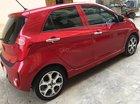 Bán xe Kia Morning sản xuất năm 2017, màu đỏ như mới