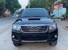 Bán xe Toyota Hilux 2.5 năm sản xuất 2013, màu đen, xe nhập, 460 triệu