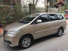 Cần bán Toyota Innova sản xuất 2015, màu nâu vàng, 510 triệu
