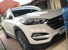 Bán xe Hyundai Tucson 2016, màu trắng, nhập khẩu nguyên chiếc chính chủ