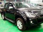 Bán ô tô Isuzu Dmax đời 2018, màu đen, nhập khẩu, giá 539tr
