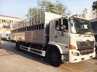 Bán xe tải Hino 2019 8 tấn chở xe máy 8.9m