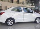Cần bán Hyundai Grand i10 MT Sedan năm 2019, màu trắng + Grand I10 Hatchback AT màu xanh dương