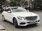Bán Mercedes C250 Exclusive năm 2016, màu trắng, xe gia đình