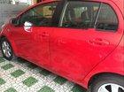 Bán ô tô Toyota Yaris sản xuất năm 2008, màu đỏ, nhập khẩu, giá tốt