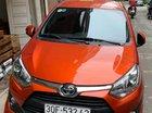 Cần bán xe Toyota Wigo AT sản xuất năm 2018, màu đỏ