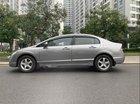 Bán ô tô Honda Civic 1.8 AT 2009, màu bạc số tự động, giá chỉ 348 triệu
