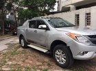 Cần bán lại xe Mazda BT 50 3.2AT 2013, màu bạc