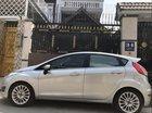 Bán Ford Fiesta 1.0 AT sản xuất 2014, màu bạc, nhập khẩu nguyên chiếc xe gia đình