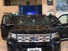Cần bán Ford Explorer năm sản xuất 2018, màu đen, nhập khẩu nguyên chiếc, giá tốt nhất, liên hệ 0766.120.596