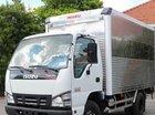 Bán xe Isuzu thùng kín dài 3m6 tải 2,4 tấn