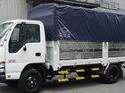 Bán xe tải Isuzu 2.9 tấn thùng mui bạt 4m3 trả trước 120 triệu nhận xe
