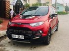 Cần bán xe Ford EcoSport Titanium đời 2014, màu đỏ, nhập khẩu