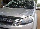 Bán lại xe Isuzu Dmax 4x4 MT năm 2014, màu bạc, xe nhập chính chủ