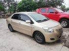 Cần bán xe Toyota Vios sản xuất 2012, màu vàng, giá 290tr
