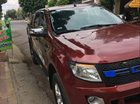 Bán xe Ford Ranger năm sản xuất 2012, màu đỏ, nhập khẩu