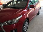 Bán Toyota Yaris G đời 2015, màu đỏ, nhập khẩu Thái Lan, 555 triệu