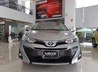 Bán Toyota Vios đời 2019, màu bạc