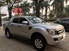 Trung Sơn Auto bán Ford Ranger XLS sản xuất năm 2014, màu bạc, nguyên bản 100%