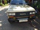 Cần bán lại xe Toyota Land Cruiser đời 2000, màu vàng, nhập khẩu