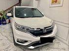 Cần bán gấp Honda CR V 2.4AT năm 2016, màu trắng chính chủ